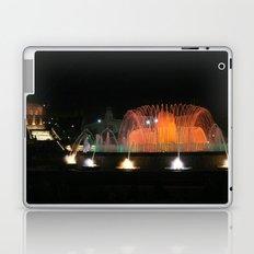 Barcelona Fountain Laptop & iPad Skin