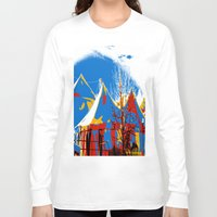 circus Long Sleeve T-shirts featuring Circus by LoRo  Art & Pictures