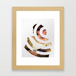 Der Kreis der Erinnerung · Delacroix Framed Art Print