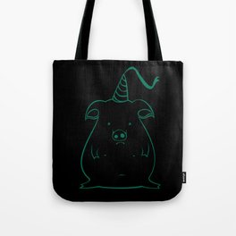 piggy 12 Tote Bag