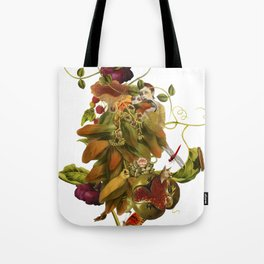 Magic Garden II Tote Bag