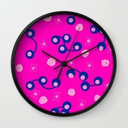 Laffy Daffy Wall Clock