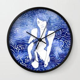 Nereid XXVIII Wall Clock