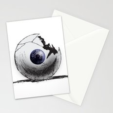 Broken Eye Stationery Cards