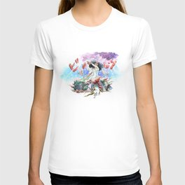utopia apocalyptic obsessions T-shirt