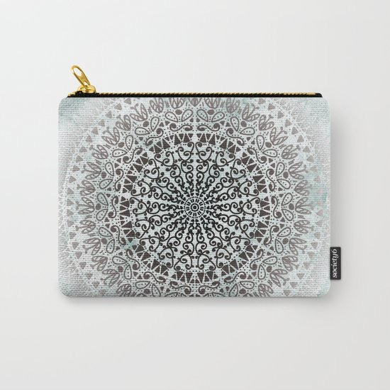 ICELAND MANDALA Carry-All Pouch
