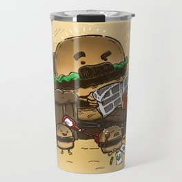 The Dad Burger Travel Mug