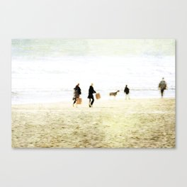 People ~ family Canvas Print