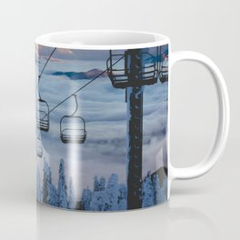 LAST CHAIR Coffee Mug