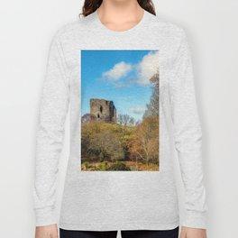 Dolbadarn Castle Long Sleeve T-shirt