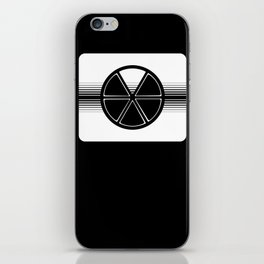 Trivial Pursuit Game Piece iPhone Skin