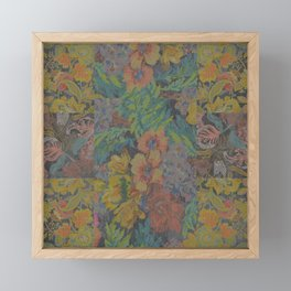 jacquard at grand-mere's Framed Mini Art Print