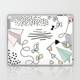 Kites & Clouds Laptop & iPad Skin