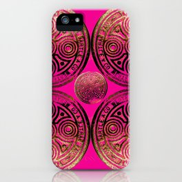 notting hill variations iPhone Case