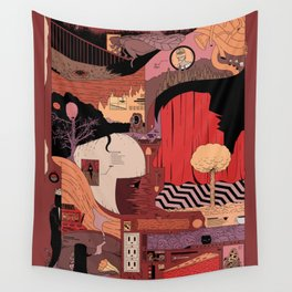 Who is the Dreamer Wall Tapestry