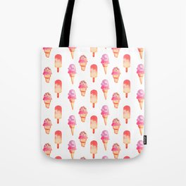 Coolers in Warm Colors Tote Bag