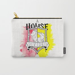 Wizard House Divided {Daring & Loyal} Carry-All Pouch