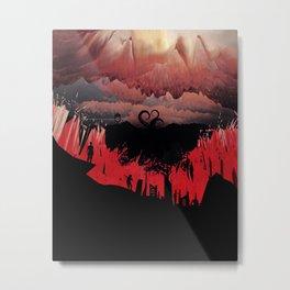 Dante's Inferno: Circle of Violence Metal Print