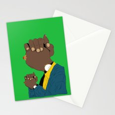 Knuckle Head I - George Stationery Cards
