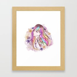 EMIKA Framed Art Print
