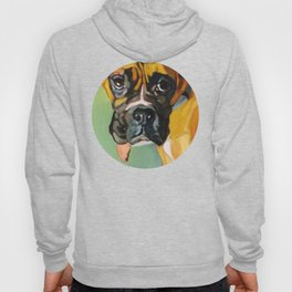 Drako the Rescued Boxer Hoody