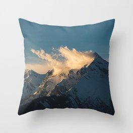 Flambeau Throw Pillow