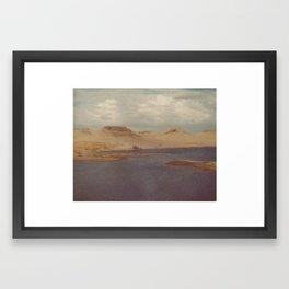 Denmark 001 Framed Art Print