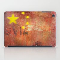 china iPad Cases featuring China by Arken25