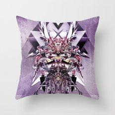 Armor Concept I Throw Pillow