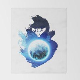 Metroid Prime 3: Corruption Throw Blanket