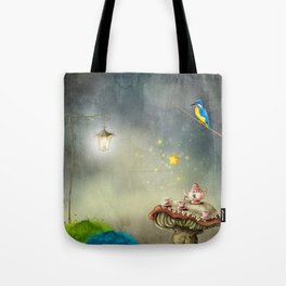 Dreamery Tote Bag