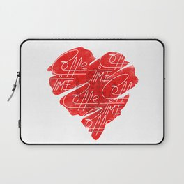 Old heart of coffee V T Shirts Laptop Sleeve