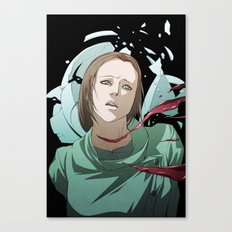 Teacup (Abigail Hobbs) Canvas Print