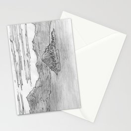 The Island is Growing Stationery Cards