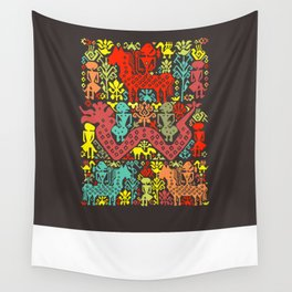 The Story of The King Wall Tapestry