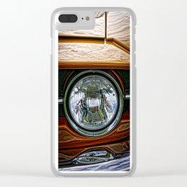Alfa_Romeo Clear iPhone Case