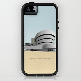 Gugggenheim Museum New York iPhone Case