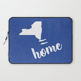 New York Equals Home Laptop Sleeve