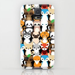 Animal Friends iPhone Case