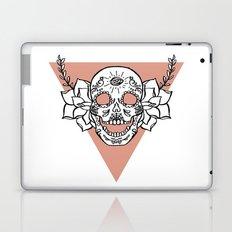 candy skull Laptop & iPad Skin