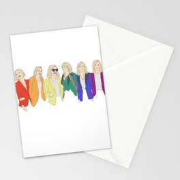 Cate Blanchett - Rainbow Pride Flag Stationery Cards