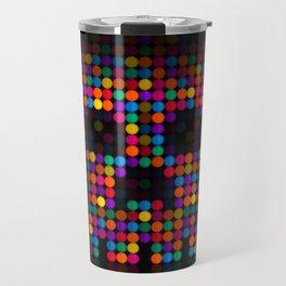 A Colorful Death by Qixel Travel Mug