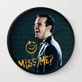 Miss me? Wall Clock