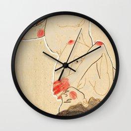 Influencia Wall Clock