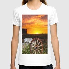 Wyoming Sunset T-shirt