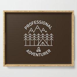 Professional Adventurer Serving Tray