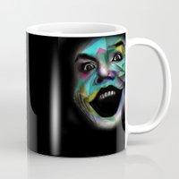 joker Mugs featuring Joker by Urban Artist
