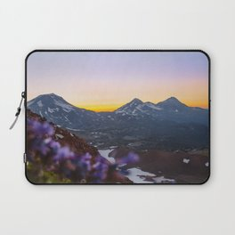 3 Sisters Sunset Laptop Sleeve