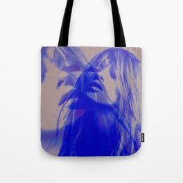 double Kate blues (kate moss) Tote Bag