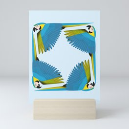 Parrots - Macaw Mini Art Print